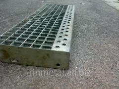 Стъпала метални