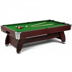 Бильярдный стол Hop-Sport VIP Extra 8FT с каменной