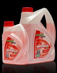 Антифриз красный ORGANIC purity, -40°С