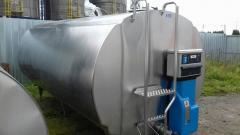 Охладитель молока ALFA LAVAL 10 000 литров