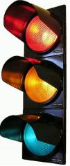 Traffic lights road lamp PE2020 - 200 mm