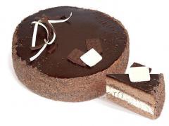 Торт «Шоколадный» ТМ «ЧАРІВНИЦЯ» бисквитный...