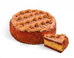 Торт «Волшебный ключик» бисквитный с кремом...
