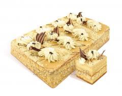 """Торт """"Светлана"""" бисквитный из воздушно-орехов"""