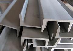 Channels ferrous metals