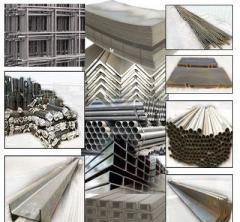 Ferrous metals, hire