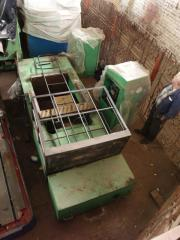 Press hydraulic DB2432A (160 tn)