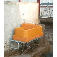 Система монтажа к стене поилок i Isobac, La