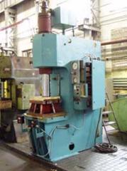 Press hydraulic P6328B (63 tn)