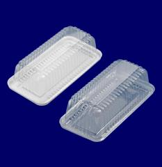 Одноразовая упаковка для кондитерских изделий