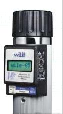 Hydrometer of Wile 65 grain