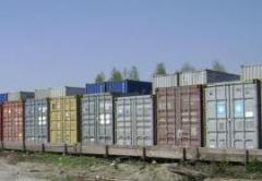 Repair of sea dry-cargo and refrezhiratorny