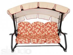 Садовая диван-качель Deli coton Итальянская
