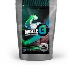 Izom G (Muscle Ji) - eszközt a izomnövekedés