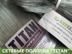 Полотно сетевое TITAN 90х0,23х100х150, леска