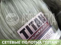 Полотно сетевое TITAN 38х0,16х150х150, леска
