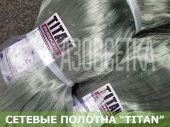 Полотно сетевое TITAN 50х0,18х150150, леска