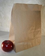 Эко-пакет прямоугольное дно без ручек...