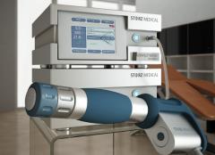 Masterpuls MP200. Аппарат для радиальной экстракорпоральной ударно-волновой. Портативный аппарат для ударно-волновой терапии в ветеринарии