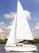 Shvertbot sailing and motor cruiser. Yachts.