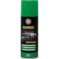 Масло оружейное спрей Klever Ballistol Gunex 200