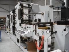 Berkeley Machinery Apollo 530 Z, 10 col, 2015, UV