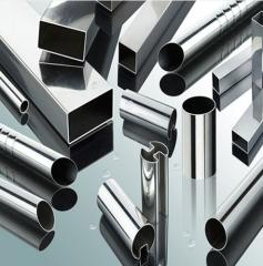 Pipes the corrosion-proof AISI 304, 430, 201 which