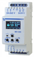 Программируемый многофункциональный таймер REV-303