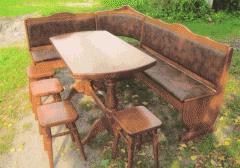 Уголок кухонный,кухонные уголки,мебель для