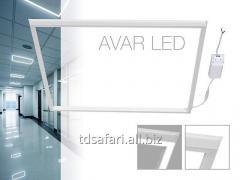 Встраиваемая светодиодная рамка-панель Kanlux AVAR
