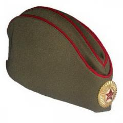 Field uniforms caps