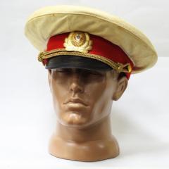 Фуражка МВД СССР