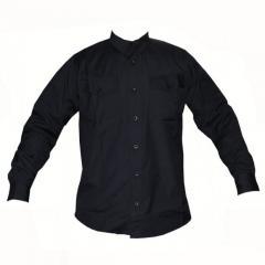 Рубашка Полиция черная