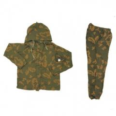 Camouflage suit KZS