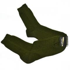 Носки двойной вязки