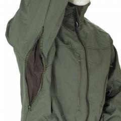 Light overcoat flight jackets