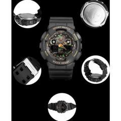 Часы армейские Sanda Water Resistant 50 m...