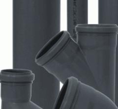 Фасонные части из ПВХ и ПП (полипропилена) для