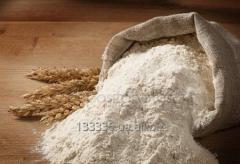 Мука пшеничная высшего сорта.
