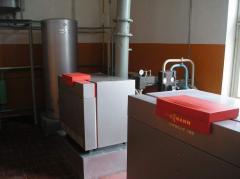 Автономные системы теплоснабжения
