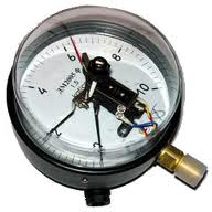 Manometers electrocontact always available