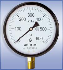 Manometers for ammonia always available