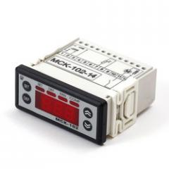 Контроллер управления температурными приборами МСК-102-1