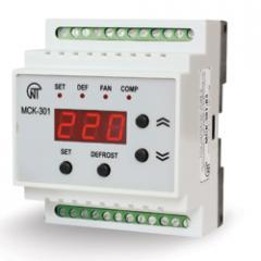 Контроллер управления температурными приборами МСК-301-8