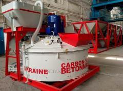 Бетоносмесительная установка «КАРБОН-50...