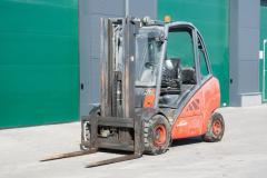 Diesel forklift Linde H35D