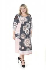 Красивое летнее платье из натуральной ткани...
