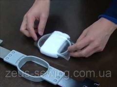 Приспособление для вышивки на носках Sock Device