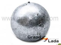 Zinc sphere