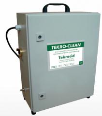 Водяне імпульсне миюче обладнання TEKРО-КЛІН